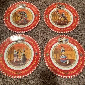 Restoration Hardware Circus Plates